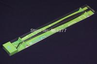 TNA TT-006 48cm length aquarium curve type mirror surface stainless steel tweezers Free shipping