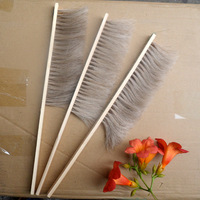 Bee  brush tool bamboo handle professional wholesale supplier of bee  products beekeepering tools