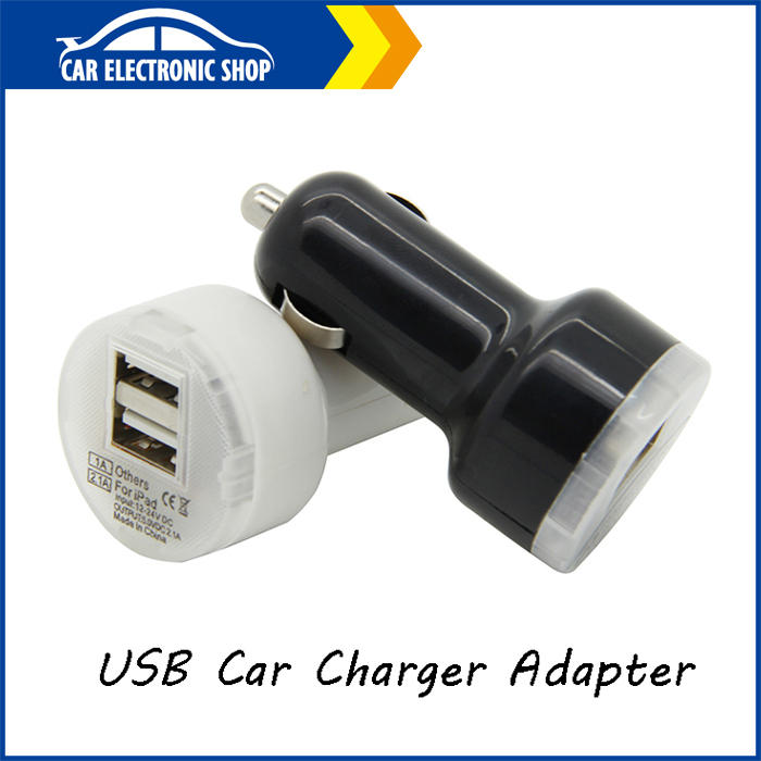 2 Port Usb Car Charger Usb Car Charger Adapter 2 Port