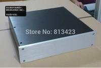 FULL aluminum chassis case enclosure preamp/headphone/DAC 320*70*305mm / AMPLIFIER BOX/AMPLIFIER CASE