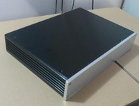 FULL aluminum chassis case enclosure for preamp amplifier/DAC 340X62X248mm / AMPLIFIER BOX/AMPLIFIER CASE