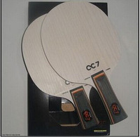 NEW-2PCS-STIGA Crystal Carbo 7 table tennis racket CC7 pingpong balde