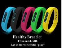 Smart Pulsera Inteligente Bluetooth Bracelet Healthy Moniter Smart Wristband Monitoreo Calorias