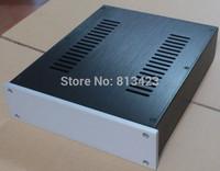 DIY full aluminum case enclosure amplifier chasis pre-amp DAC headphone / AMPLIFIER BOX/AMPLIFIER CASE