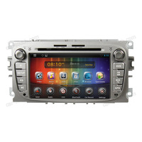 7 inch touch screen gps navigation android car dvd player car dvd gps for Ford Focus 2008-2010 with bluetooth+built-in gps