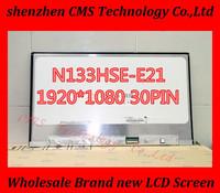 "Wholesale Original New N133HSE-E21  N133HSE-EA1 Laptop lcd screen  13.3""LED panel  1920*1080"