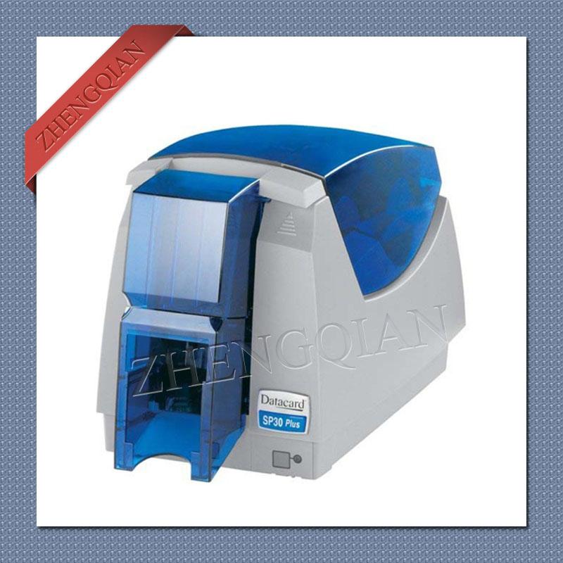 Datacard sp30 plus cheap thermal pvc id card printer(China (Mainland))