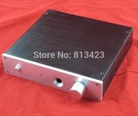 DIY full aluminum hifi audio case unclosure amplifier chasis 2204E / AMPLIFIER BOX/AMPLIFIER CASE