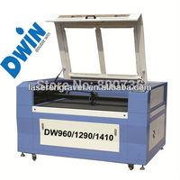 DW1290 laser engraving machine for advertisement