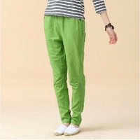 Europe and America orders new spring Summer  2014 new women's casual high-end  pants harem pants