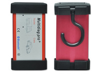 Newly Arrival MultiDiag Pro+ same funcation with TCSpro plus scanner +bluetooth+2013.03version+free shipping by DHL