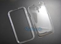 Wholesale Crystal Transparent PC Hard Case For BLU STUDIO 5.0 Phone Back Cover Skin for blu5.0