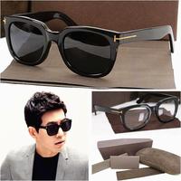 TF211 Original Brand tom for sunglass women men driving sunglasses men polarized glasses squared driving sunglasses TF211 5179