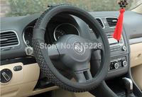 Environmental air ice silk steering wheel cover A213