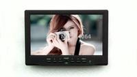 free shipping  7 inch hdmi  monitor  VGA/AV1/AV2/HDMI