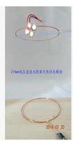 free china post shiping 250mm 12V DC long-distance wireless power supply module wireless power charging module