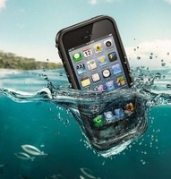 Free shipping water proof case for iphone 4s under water life,waterproof case for iphone 4s accessories case