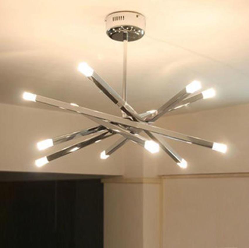 Modern Minimalist Living Room Chandelier Living Room Lights LED Ceiling Creat