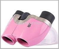High Quality Waterproof HD Binoculars Compact Packet-Size Binoculars, Porro Binoculars 6x18mm Free Shipping