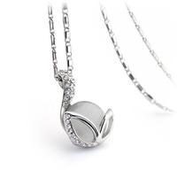 Noble and elegant fox accessories fashion chain