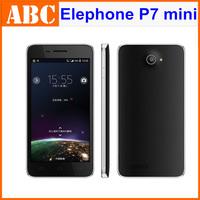 "Stock Elephone P7 Mini Quad core phone MTK6582 1.3 GHZ 1GB RAM 4GB ROM 540 x 960p 5"" IPS Screen Andriod 4.2 phone 3G OTG wifi LN"