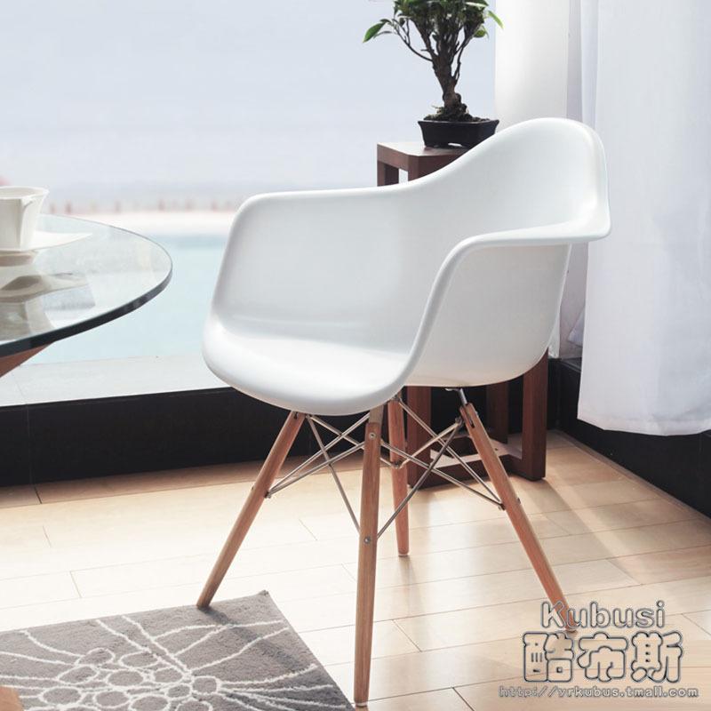 Online kopen wholesale lounge houten stoel uit china lounge houten stoel groothandel - Eames meubels ...