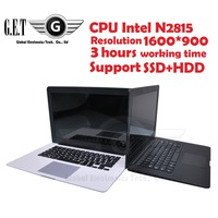 New  14 inch notebook computer Ultrabook laptop PC Intel Intel N2815 dual core 4GB DDR3 320GB HDD Webcam