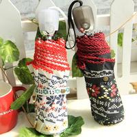 Fully Automatic umbrella rainy and sunny rain gear three-folding umbrella free shipping