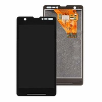 for Sony Xperia ZR M36H C5503 C5502 LCD Display Panel + Touch Screen Digitizer Glass Assembly Repair Part Replacement