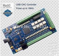 mach3 3 Axis USB CNC Smooth Stepper Motion Controller card MACH3 1 MHz 5V or 24V