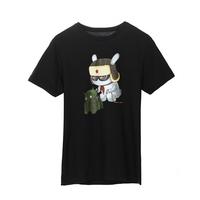 XIAOMI ORIGINAL MI Tshirt 100% cotton T-shirt Top Tee 2014 Fashion Brand tshirt  O Neck t shirt cotton t-shirt