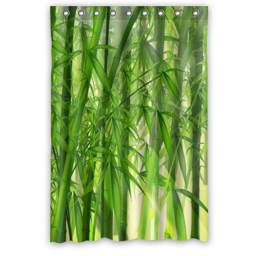 Badkamer Spiegelkast Hoek ~ Online kopen Wholesale bamboe douchegordijn uit China bamboe