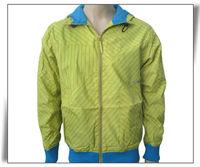 M40 New Mens Sport Jackets Strip Line Windproof Waterproof Hoodies inside US/EUR Size