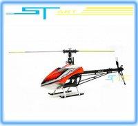 KDS600 KDS Innova 600 FBL flybarless helicopter 6ch ARF Kit RC helicopter KIT+EBAR,ESC+SERVOS +MOTOR+UBEC boy toy