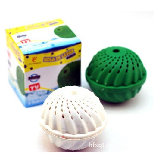New Eco Laundry Ball Wash Clothes Washing Ball Eco-Friendly , Freeshipping Dropshipping Wholesale,2pcs/lot(China (Mainland))