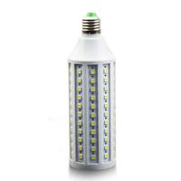 5pcs 220v-240v 22W 5050 SMD 132LED Corn Light E27 LED Lamp Warm White/White Super Bright Led Corn Lighting High-power Led Lights