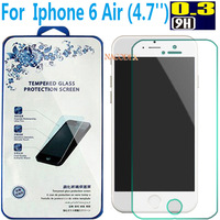 Nacodex 4.7 inch Ultra Thin Premium Tempered Glass Film Screen Protector For Apple iphone 6 air 4.7'' Free Shipping