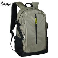 2014 school bag boys fashion double-shoulder casual business travel laptop bag