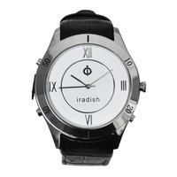 Iradish i500 PTT GPS Wrist Watch Phone Multi-functional Stainless Steel Watch Free Shipping