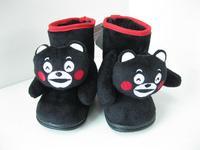 Cheap children boots girls and boys snow boots Teddy Bear