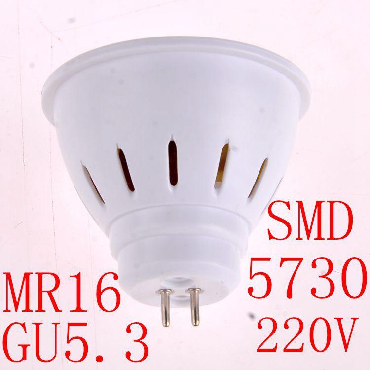 Светодиодная лампа 5piece/mr16 gu5.3