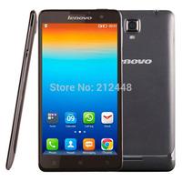"Case&flim free! Lenovo S8 Warrior black S898T+ MTK6592 8 core 1.4ghz, 5.3"" HD IPS screen,1280*720, 2G RAM 16G ROM,Dual SIM,GPS"