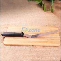 Hot Fondant Cake Sugar Craft Straight DIY Knife Scraper Cream Spatula Decor Tool#57668