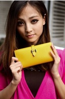 2014 new Korean women wallet card bag of candy colored Purse XB024