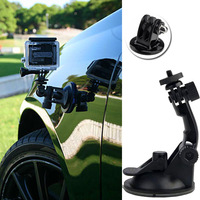 New Suction cup with tripod Adapter for Gopro HD Hero 3 2 1 Camera Gopro Accessories #F80583