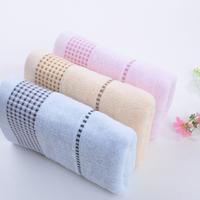 Towel antibiotic 100% cotton towel 100% cotton beauty towel waste-absorbing super soft