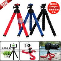 Rm-100 mini tripod portable mobile phone card single camera octopus mount