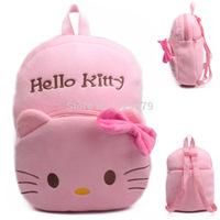1 pcs! Hello Kitty Backpack children school bags, for girls children cartoon bag mochila infantil hello kitty bolsas