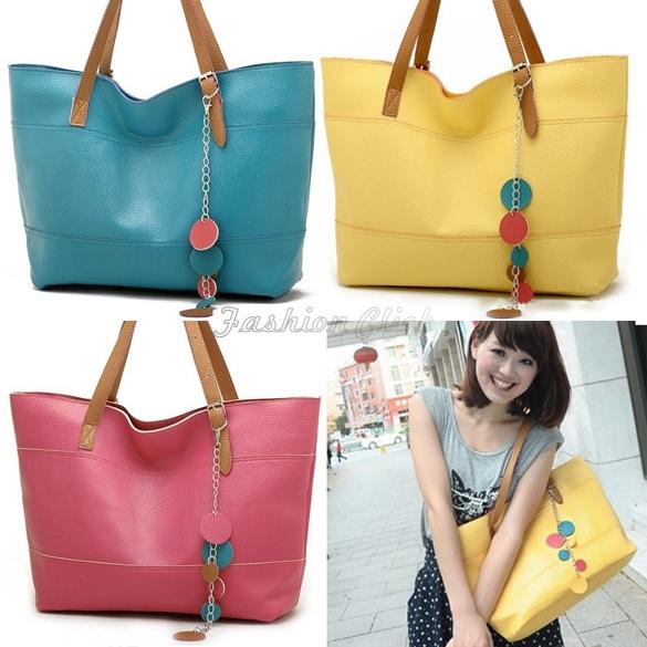 New Fashion Women Ladies latest shoulder bag designer purses and handbag Tote Bag 5 Colors Free shipping bolsas femininas C22(China (Mainland))