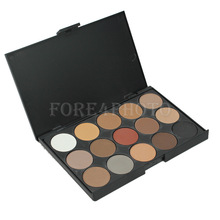 Pro 15 Colors Women Cosmetic Makeup Neutral Nudes Warm Eyeshadow Palette New